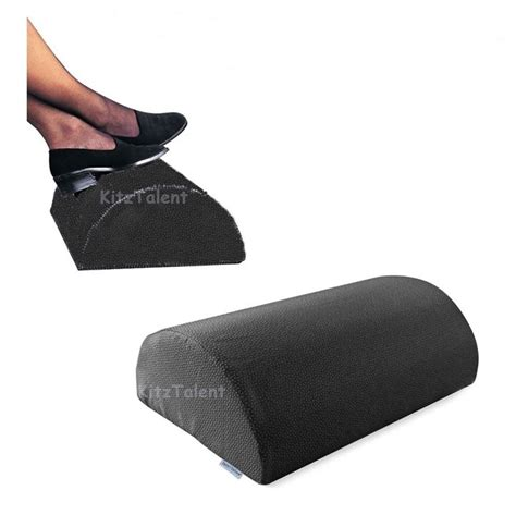 leg rest for desk office foot rest footrest cushion footstool stool relieve