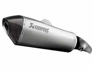 Bmw Akrapovic Exhaust Pipe K1300s  K40  K1300r  K43