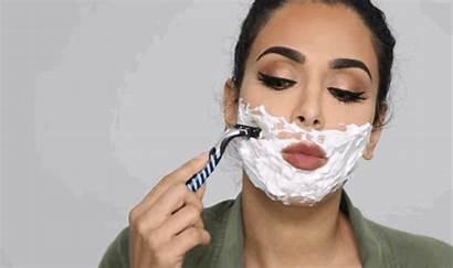 Face Shaving Shave Makeup Skin Beauty Huda