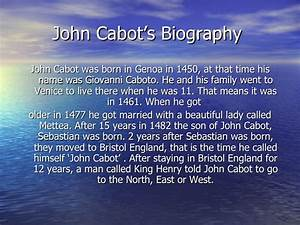 John Cabot 2