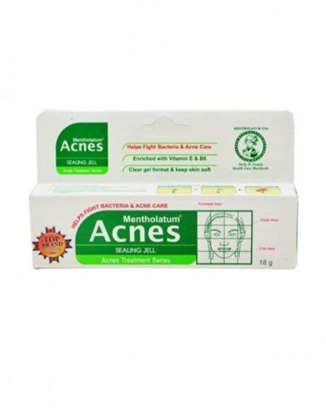 Acnes Sealing Gel 18gr sealing gel review daily