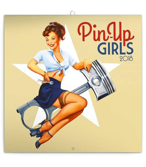 wall calendar pin girls