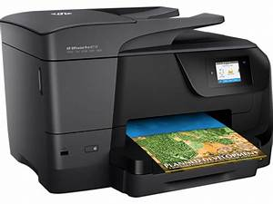 Hp Officejet Pro 8710 Printer Review