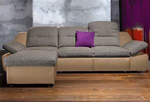 Sofa Mit Bettfunktion : polsterecke city sofa wahlweise mit bettfunktion otto ~ Orissabook.com Haus und Dekorationen