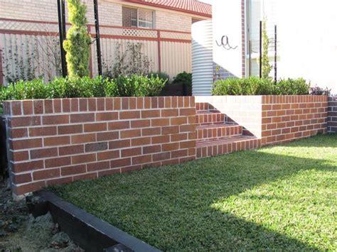 brick retaining wall retaining walls design sydney stunning retaining walls by alliance landscape