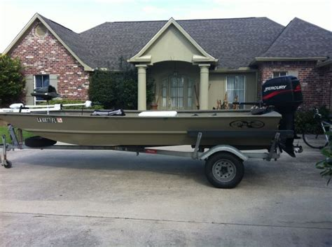 Express Flats Boats by 2005 Express Flat Jon Boat For Sale In Baton Rouge