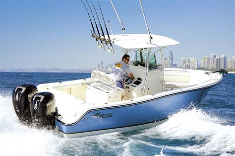 Bass Tracker Boats For Sale In Australia by 10 Of The Best Centre Console Fishing Boats Trade Boats