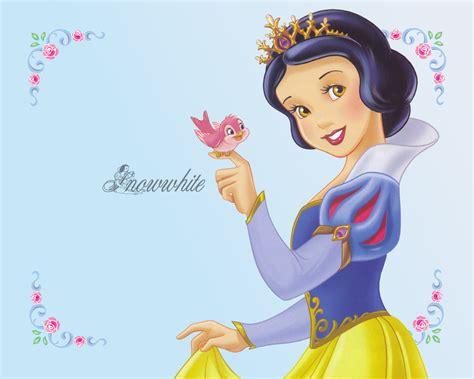 Beautifull Smile Disney Princess Snow White Cartoon