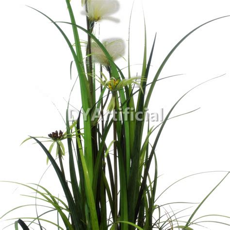 height of plant 120cm height artificial onion grass plants with flowers dongyi