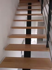 escalier gris et bois myqtocom With peindre un escalier en gris 0 peindre un escalier ce serait le bonheur