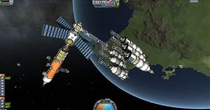 Kerbal Space Program Space Station Designs (page 2) - Pics ...