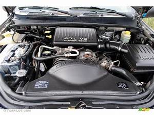 Picture 2000 Jeep Grand Cherokee Engine