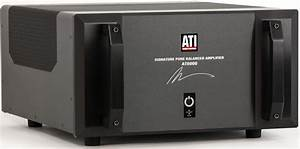 At6000 Stereo Amplifier