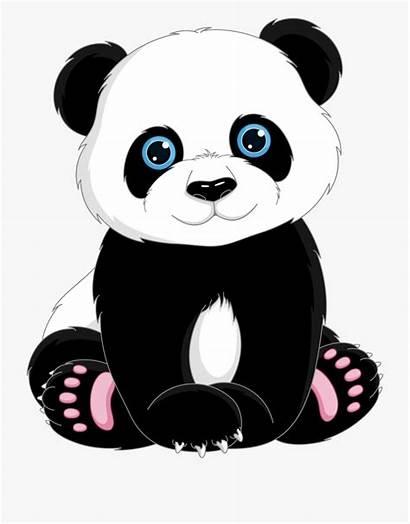 Panda Bear Clipart Cartoon Giant Clipground Cliparts
