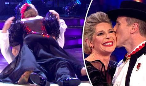 Strictly Come Dancing 2017: Ruth and Anton's intimate ...