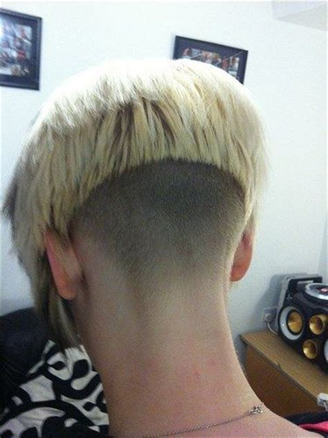 Shaved Nape Haircuts For Women   Short Hairstyle 2013