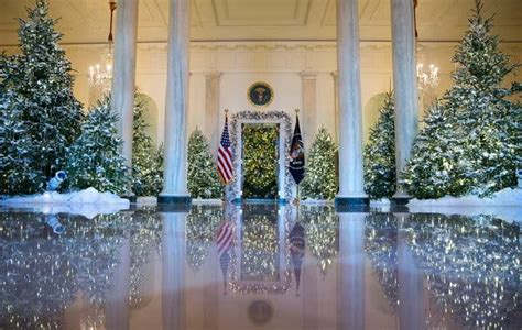 when does christmas start in new york at the white house the halls are decked for the new york times