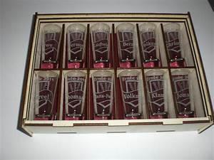 Schnapsgläser Mit Gravur : schnapsgl ser 12 st ck geschenkpackung mit gravur ~ Watch28wear.com Haus und Dekorationen