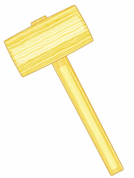 These svg images were created by modifying the images of pixabay. Royalty Free Wooden Mallet Clip Art, Vector Images ...