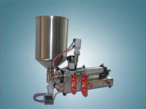 ml juice yogurt liquid filling machine spout bags semi automatic filler equipment food