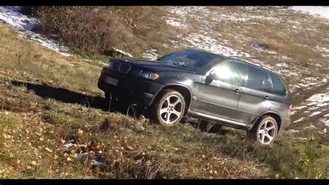 Bmw X5 4.6is Off Road