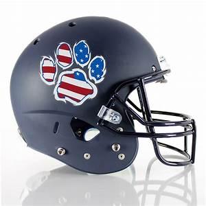 football helmet decals healy awards With football helmet letter decals