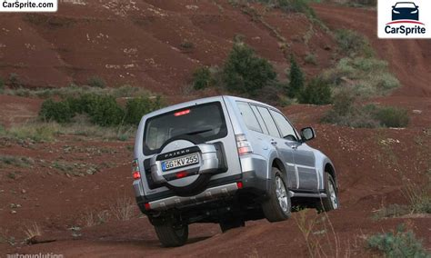 pajero jeep 2016 mitsubishi pajero 2016 prices and specifications in egypt