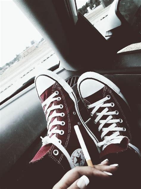 burgundy converse tumblr
