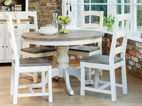 french country  dining table  dansk