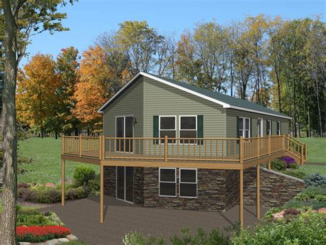 Walk Out Ranch House Plans by Appleton Rg751a Commodore Homes Of Indiana Grandville