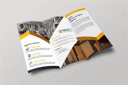 Fold Tri Brochure Template Professional Eps Templatescatalog