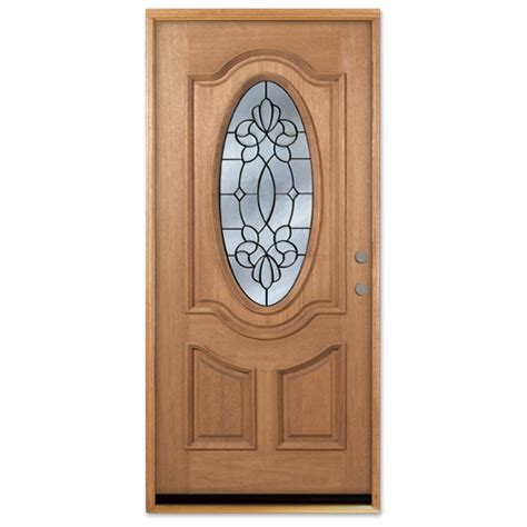 entry door oak and mahagany oak and mahagany entry door