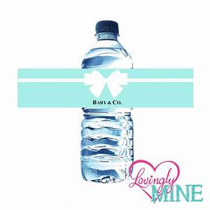 baby shower water bottle labels instant download printables With company water bottle labels