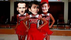 Glee Funny GIFs Find & Share on GIPHY