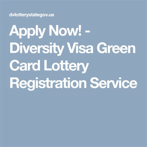 Usa green card organization provides free green card eligibility test for everyone. Apply Now! - Diversity Visa Green Card Lottery Registration Service | Green cards, How to apply ...