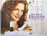 My Best Friend's Wedding - Original Cinema Movie Poster ...