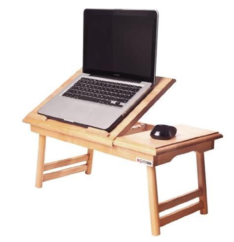 table pour canap table de lit pliable pour pc portable notebook comfortable