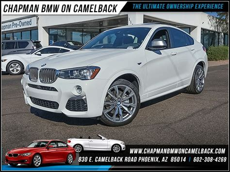 chapman bmw  camelback vehicles  sale dealerrater
