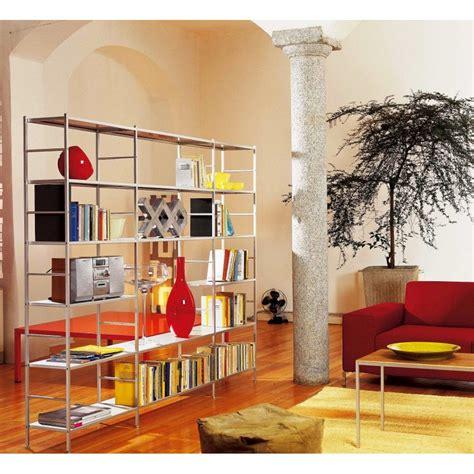 Kryptonite Libreria by Libreria K3 Kriptonite Componibile Nikel Shop