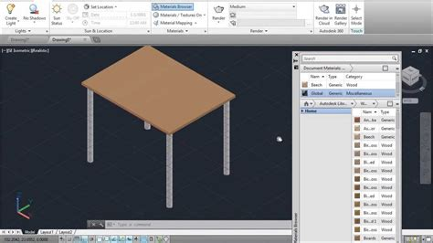 autocad  tutorial draw  table youtube