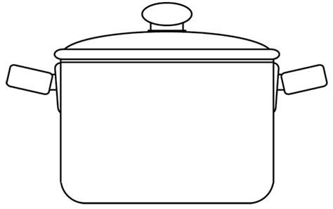 dessin d ustensiles de cuisine coloriage une cocotte dory fr coloriages