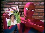 Marvel Pizzazz Magazine 'Spider-Man' Commercial (1978 ...