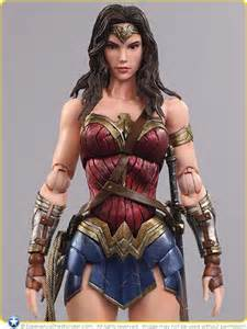 square enix dc comics batman v superman of justice play arts figure gal