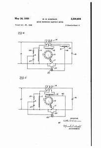 6 Lead Single Phase Motor Wiring Diagram Unique Wiring