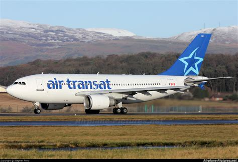 air transat uk contact 28 images c gtsh air transat airbus a310 at glasgow photo id c gfat