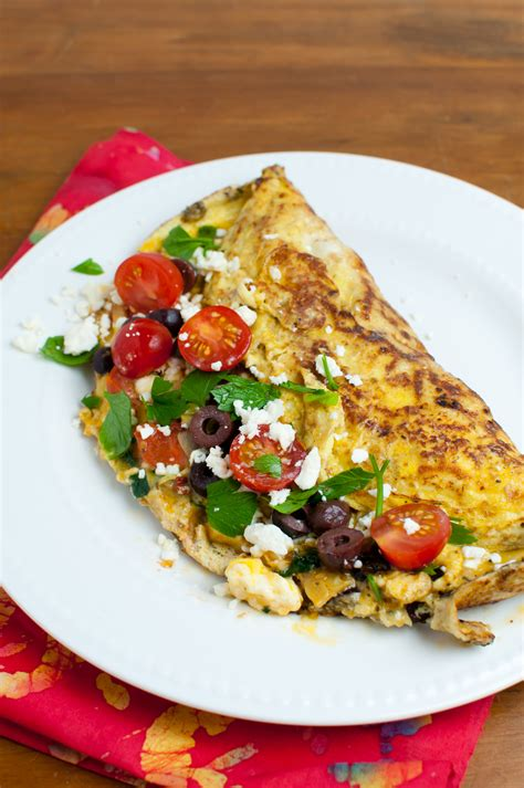 greek breakfast omelet talks food