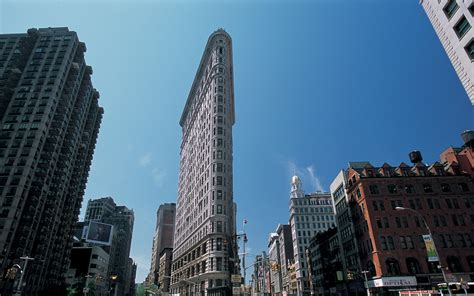 Flatiron Fuller Building Is An Architectural Marvel In