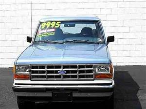 Buy Used 1989 Ford Bronco Ii Xlt Sport Utility 2