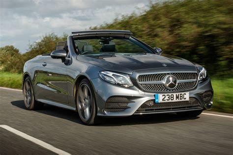 E 400 Convertible by New Mercedes E 400 Cabriolet 2017 Review Auto Express