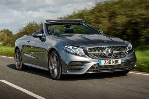 Mercedes Eclass Cabriolet Review  Auto Express